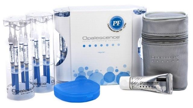 Комплекты для домашнего отбеливания Opalescence